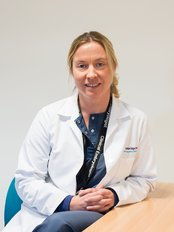 Ms Katie Heywood - Embryologist at Cambridge IVF