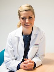 Ms Stacy Wheat - Embryologist at Cambridge IVF