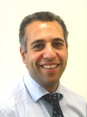 Mr James Nicopoullos - Consultant at Lister Fertility Clinic