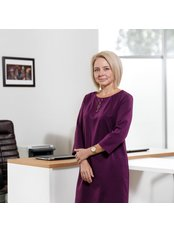 Ms Viktoria Gulnideyeva - Administration Manager at The La Vita Nova Surrogate Motherhood Center