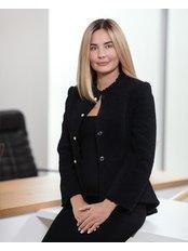 Ms Zhanna Vovk - Administrator at The La Vita Nova Surrogate Motherhood Center
