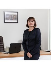Ms Marina Sutyrina - Administration Manager at The La Vita Nova Surrogate Motherhood Center