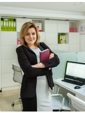 Mrs Olga Basaraba - International Patient Coordinator at Intersono IVF clinic