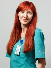 Dr Roksolana Semchyshyn - Doctor at Intersono IVF clinic