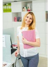 Ms Kristina Kachmar - International Patient Coordinator at Intersono IVF clinic