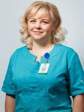 Dr Uliana Dorofeyeva - Doctor at Intersono IVF clinic