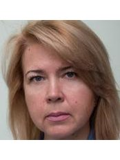 Frau Inessa Sobko - Embryologin - Lada Kinderwunschklinik