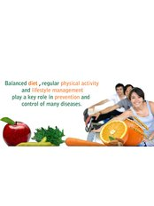 Dietician Consultation - Healing Hands Clinic