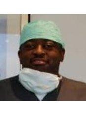 Dr Christian Bisanga - Doctor at Bisanga Hair Restoration