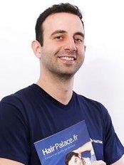 Mr Gabor Molnar - Chief Executive at HairPalace Hair Transplant Clinic