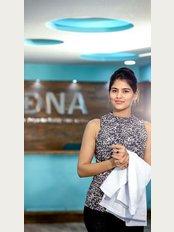 DNA Skin Clinic - Promenade, 2nd Cross, 80 Feet Road,, HRBR Layout 1st Block, Bangalore, 560 043,