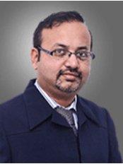 Dr Kinnar Kapadia -  at Nutrite Hair Transplant -Bhopal Branch