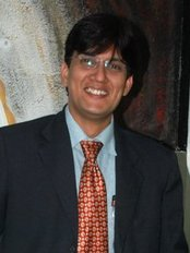 Dr Amit Porwal -  at Nutrite Hair Transplant -Jaipur Branch