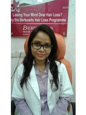 Dr Reshma Singh - Dermatologist at Berkowits Hair & Skin Clinic(Greater Kailash)