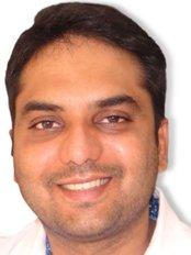 Dr Sk. Jaffer Basha -  at Contours Hair Transplant Clinic