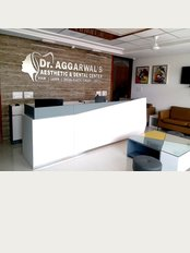 Dr Aggarwal's Clinic - Dr. Aggarwal's Clinic Reception