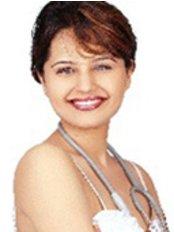 Dr Divya Pandav - Doctor at Anagen Hair Transplant Clinic- Mumbai