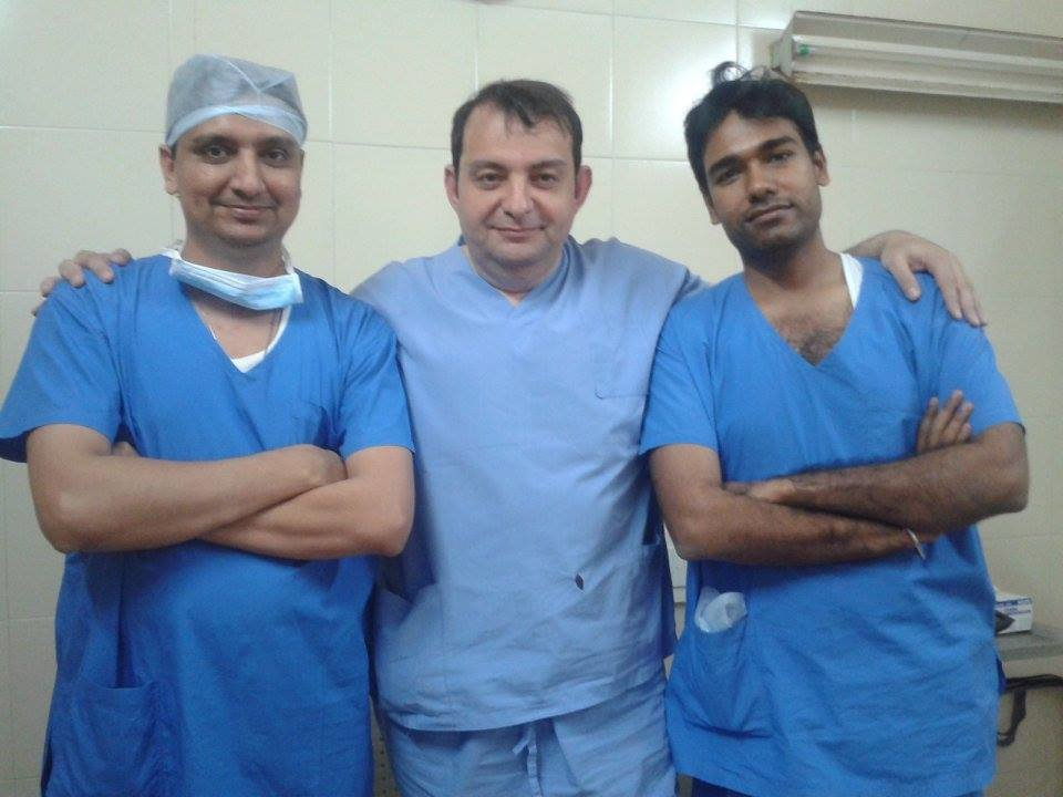 Hair Transplant India - Santa Cruz West