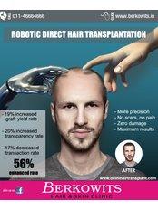 Hair Transplant - Berkowits Hair & Skin Clinic(Pitampura)