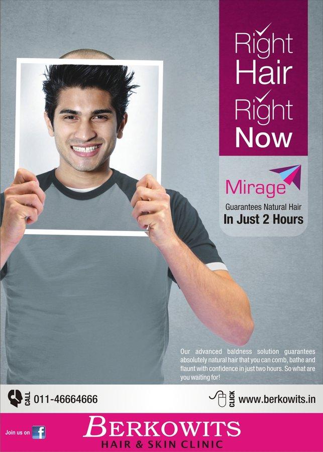 Berkowits Hair & Skin Clinic(Pitampura)