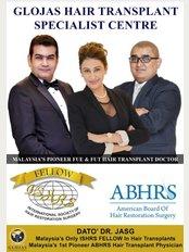 Glojas Hair Transplant Center - Glomac Galeria Hartamas, B-G-05, Jalan 26A/70A,, Desa Sri Hartamas, Kuala Lumpur, 50480,