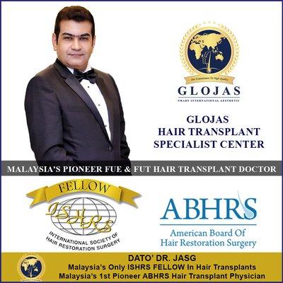 Dr Dato JasG FISHRS, ABHRS.