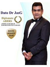 Dr Dato  JasG - Aesthetic Medicine Physician at Glojas Hair Transplant Center