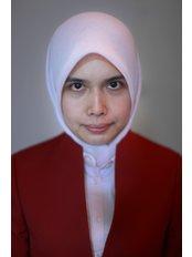 Miss Saidah Abdul Aziz - Administration Manager at Dr Shah Hair Clinic