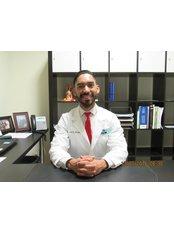 Dr Amaury Rangel - Dermatologist at DHI Mexico