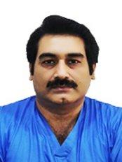 Dr. Fraz Akhtar -  at HairAge - Art in Hair Restoration
