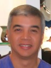 Dr Andrew Pineda -  at Pineda Hair Transplant Clinic - Makati Office