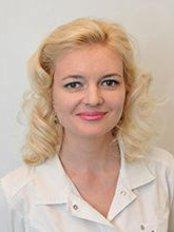 Dr Elena V. Varfolomeeva -  at Israeli Hair Clinic