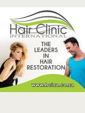 Hair Clinic International - Block 7 Burnside Island Office Park, 410 Jan Smuts Avenue, Craighall Park, Johannesburg, South Africa, 2196,