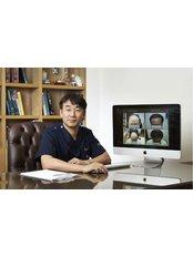 Dr Ji-Sup Ahn - Aesthetic Medicine Physician at Dr.Ahn Hair Transplant Clinic