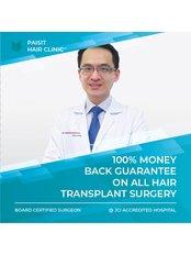 Paisit Hair Clinic - Office 1, Ground Floor, Kamol Hospital, 1223 Ladpraw 94 Intraporn Rd, Wangthonglang, 10310,  0