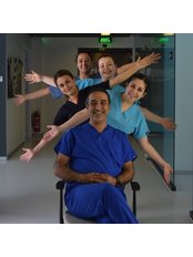 GetFUE Hair Clinics - Dr. Colak and his team