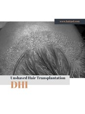 DHI - Direct Hair Implantation - Hairpol Hair Transplant Clinic