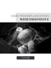 FUE - Follicular Unit Extraction - Hairpol Hair Transplant Clinic