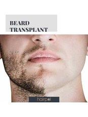 Beard Transplant - Hairpol Hair Transplant Clinic