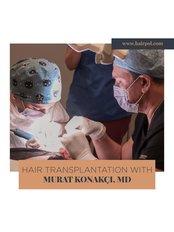 Facial Hair Transplant - Hairpol Hair Transplant Clinic