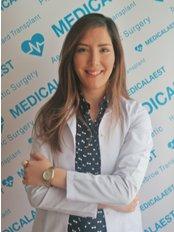 Sahar IGREK - International Patient Coordinator at Medicalaest