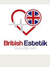 British Estetik - Esentepe Mah. Ecza Sok. Pol Center C Blok 4 1 Şişli/İstanbul, Istanbul, Istanbul, 34337,