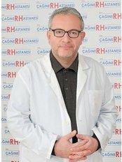 Dr Ilker Eksi - Physiotherapist at Caginer Hospital