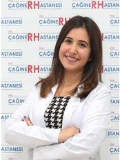Miss Gizem Aydin - Dietician at Caginer Hospital