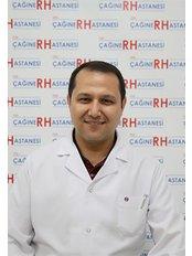 Dr Akif Kupeli - Ophthalmologist at Caginer Hospital