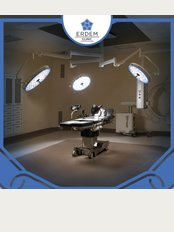 ERDEM CLINIC - Operation Theatre