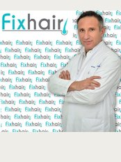 Fix Hair Clinic - Bulgurlu Mh. İzzettin Bey Sk No:3, Istanbul, üsküdar,