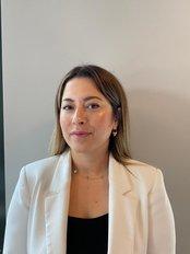 Frau Cagla Paksoy-Ozel - Geschäftsführerin - Hair Time Istanbul