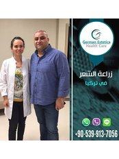 Hair Loss Treatment - German Estetica
