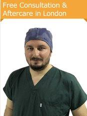 Clinic Center - Hair Transplant Clinic Izmir - Erdogan Simsek
